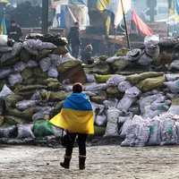 Ukraine 2014:  Losing Territory, Gaining National Identity