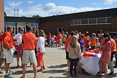 CBBS Homecoming Tailgate 2014