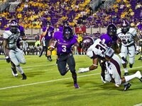 Football Game: ECU vs. SMU