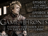 "Tuesday Night Movie Series: ""Game of Thrones"""