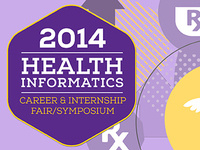 2014 Health Informatics Career and Internship Fair/Symposium