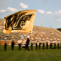 Wake Forest Football at Louisville