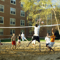 Free Volleyball Clinic: Boys and Girls, Grade K-8