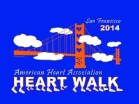 UCSF Heartwalk in the Park