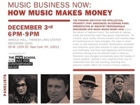 Music Business Now: How Music Makes Money