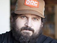 Tall Tales from a Large Man: Aaron James Draplin Lecture
