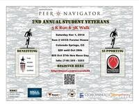 Student Veterans 5K Run & 3K Walk