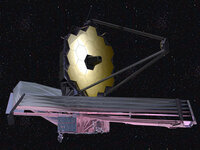 Materials of the James Webb Space Telescope