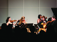 Four Seasons Winter Workshop Concert II