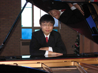 CU Music: senior piano recital by Eric Tan