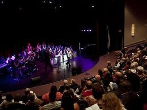 Indian Wells Theater at Cal State University Palm Desert