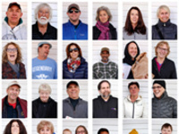 Exhibit Opening: Oak Bluffs Portraits - People and Places