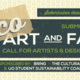 ECO Fashion and Art Show - Call for Artists