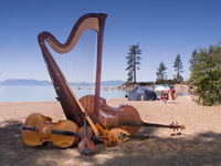 Sixth annual Harp Plus Concert