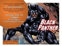 Humanities Speakers Series - The Black Panther