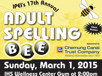 IPEI 17th Annual Adult Spelling Bee