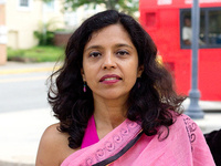 Women in America Lecture:  Monica Jahan Bose