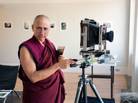 Monk with a Camera (March 26th - Filmmakers via Skype (Thursday screening only))
