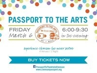 Passport to the Arts - Clemson's Signature Town and Gown Event