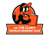 Tom Clancy Orioles Reading Club