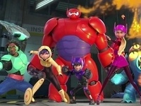 Teen Movie: Big Hero 6