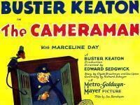 Slapstick Saturday:  The Cameraman