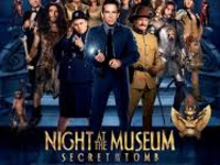 Movie Nite: Night at the Museum: Secret of the Tomb