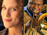 Tri-C JazzFest: Cyrille Aimee and Wycliffe Gordon and His International All-Stars