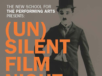 The New School for Performing Arts: Silent Movie Night