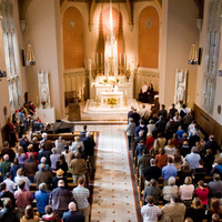 First Sunday Masses and Welcome Receptions