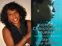 Writers LIVE: Victoria Christopher Murray, Stand Your Ground