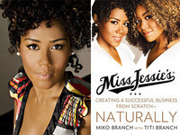 Writers LIVE: Miko Branch, Miss Jessie's: Creating a Successful Business fromScratch -- Naturally