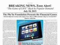 """The Game of LIFE"" Financial Teen Summit"