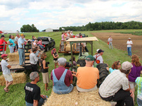 Open House at Willsboro Research Farm