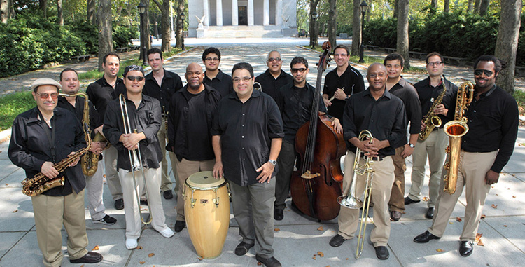 Arturo O'Farrill and the Afro Latin Jazz Orchestra