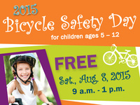 2015 Bicycle Safety Day