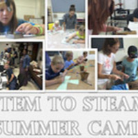 STEM to STEAM Summer Camp