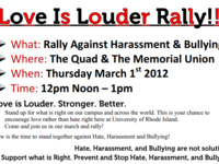 Love is Louder Rally