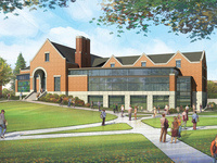 Event image for Bultman Student Center Groundbreaking Ceremony
