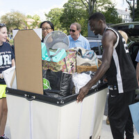Move-in Days, First-year students