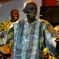The Piano Is A Drum: Randy Weston and Senegalese Master Drummers in a Tribute to Doudou N'Diaye Rose