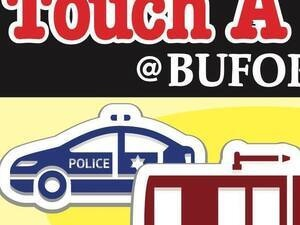 Touch A Truck Event at Buford Village