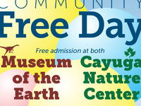 Community Free Day at Cayuga Nature Center