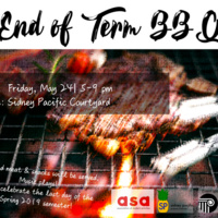 End of Term BBQ