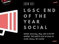 LGSC End of the year social