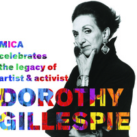 Opening Reception: Dorothy Gillespie Exhibition