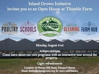 Island Grown Open House