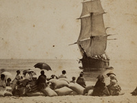 From Martha's Vineyard to the Shore in 19th Century 3D Stereoviews