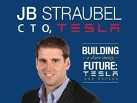 Distinguished Lecture Series with Tesla's JB Straubel