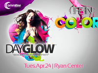 DayGlow: America's Largest Paint Party